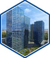 Остекление жилых и общественных зданий