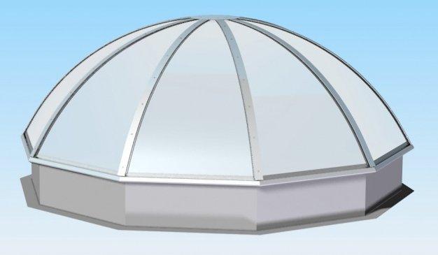 Купольные зенитные фонари