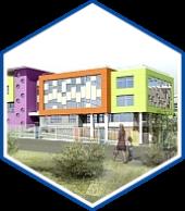 алюминиевые конструкции фасада дошкольных учреждений