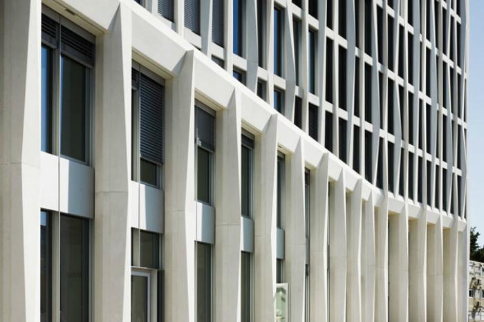 фасадные панели из стеклофибробетона