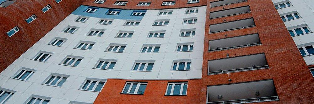 бетонная плитка на фасад